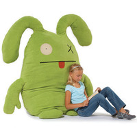 The 6 Foot Award Winning Ugly Doll - Hammacher Schlemmer