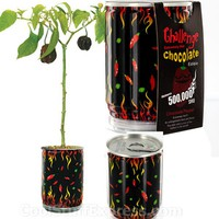 Grow Chocolate Chili Pepper In-A-Can