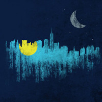 city that never sleeps Art Print | Print Shop