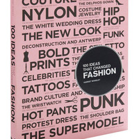 100 Ideas That Changed Fashion | Mod Retro Vintage Books | ModCloth.com