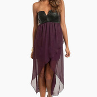 Smooth Criminal High Lo Dress $37