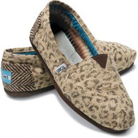 Snow Leopard Women&#x27;s Classics | TOMS.com
