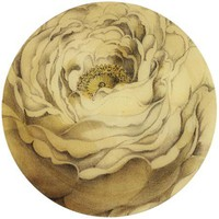 "The Collection: Round: 16"" Platters: Sepia rose"