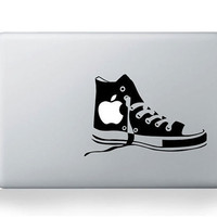 Shoe mac decal mac book mac book pro mac book air Ipad