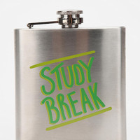 Study Break Flask