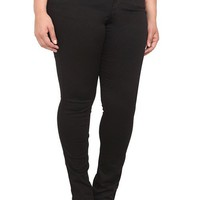 Tripp NYC - The Black Skinny Pant (Regular) | Black Skinny