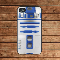 Star Wars R2D2--iphone 4 case,iphone 4s case  ,in plastic or silicone case