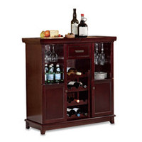 Tuscan Expandable Wine Bar