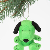 Snoopy Plush Ornament
