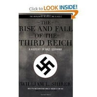 The Rise and Fall of the Third Reich: A History of Nazi Germany [Paperback]