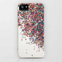 Fun II (photo print; does not have real glitter) iPhone Case by Galaxy Eyes | Society6