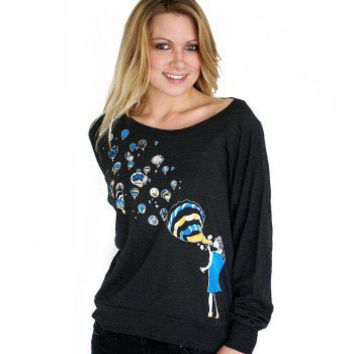 ShanaLogic.com - 100% Handmade & Independent Design! Farewell My Balloons Pullover Top - Best Sellers