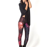 Galaxy Pink Leggings | Black Milk Clothing