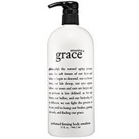 Sephora: Philosophy Amazing Grace Firming Body Emulsion Luxury Size: Body Lotions & Creams