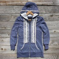 Northern Lights Lace Hoodie, Sweet Country Clothing