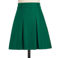 Sweet with Pleats Skirt | Mod Retro Vintage Skirts | ModCloth.com