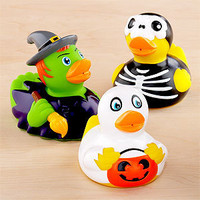 Witch, Ghost or Skeleton Rubber Duck | Bed & Bath | World Market