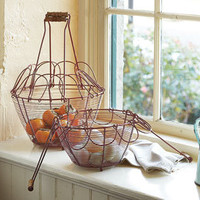 Baker's Dozen Egg Baskets - Fall Savings - Sale - NapaStyle