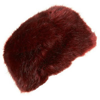 Faux Fur Cossack - Winter Accessories  - Accessories