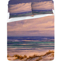DENY Designs Home Accessories | Rosie Brown Seascape 1 Sheet Set