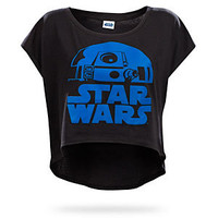 Star Wars R2D2 Relaxed Fit Ladies Tee