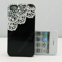 Lace   iPhone 5 case iPhone 4 case iPhone 4s case iPhone cover Multiple color choices Listing Stats Listing Stats