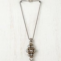 Aris Geldis Gem Tiered Pendant at Free People Clothing Boutique
