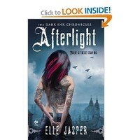 Afterlight: The Dark Ink Chronicles [Paperback]