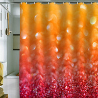 DENY Designs Home Accessories | Lisa Argyropoulos Autumn Rising Shower Curtain