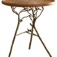 Michigan Design Center - RJ Thomas, Ltd. - Twig Lamp Table