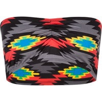 Neon Tribal Bandeau 201878149 | Bandeaus &amp; Bralettes | Tillys.com