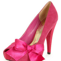 Paris Hilton Shoes, Destiny Peep Toe Platform Pumps - Paris Hilton - Shoes - Macy's