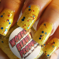 Bombshell Bettie - Fall Pin Up Nail Polish - Full Size Bottle