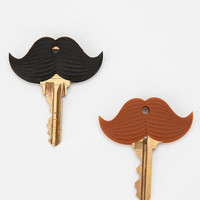 Mustache Keycap - Set Of Two