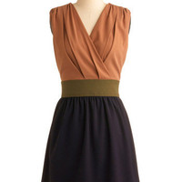 Morning, Dune, and Night Dress | Mod Retro Vintage Solid Dresses | ModCloth.com