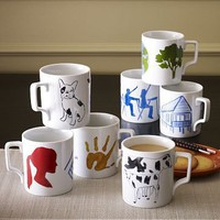 Charity Mugs | west elm