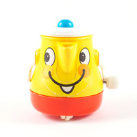 "Vintage Wind Up Toy Kitsch Retro ""I'm a Little Teapot"" Kitchen"