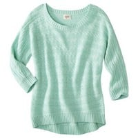 Mossimo Supply Co. Juniors Cable Pullover Sweater - Assorted Colors