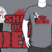 &quot;You Got Red On You&quot; Shaun of the Dead by OBEY ZOMBIE