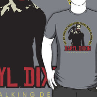 Daryl Dixon &quot;the Walking Dead&quot; by OBEY ZOMBIE