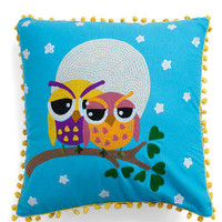 Owl-ways in Love Pillow | Mod Retro Vintage Decor Accessories | ModCloth.com