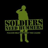 T-Shirt Hell :: Shirts :: SOLDIERS NEED HUMMERS - PLEASE HELP SUPPORT THE CAUSE