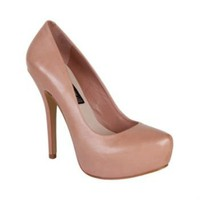 PROSPRUS BLUSH women's dress high platform - Steve Madden