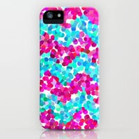 Scattered iPhone Case by Elizabeth | Society6