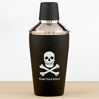 Skull & Crossbones Cocktail Shaker | Drinkware| Kitchen & Dining | World Market
