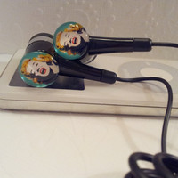Petite Marilyn Monroe Earbuds