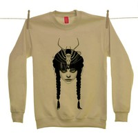 Wakeful Warrior Sweater | LA LA LAND