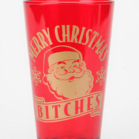 Xmas B!tches Pint Glass