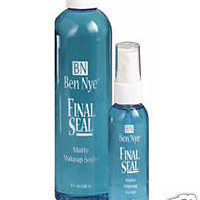 Ben Nye Final Seal Matte Sealer - Spray 2oz on eBay!