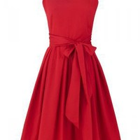 dream fashionista / Little red Dress